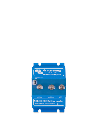 Battery isolators and combiners