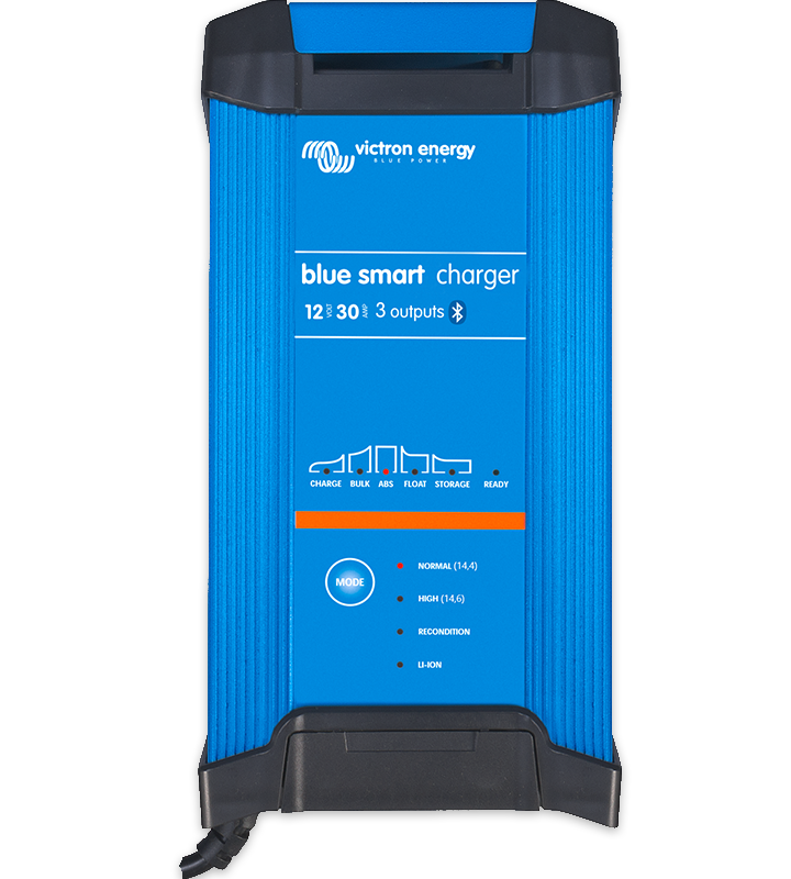 Charger 24 Volt//8am by Victron Blue Power Battery Charger Ip22