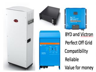 BYD Lithium Batteries BYD B-Box